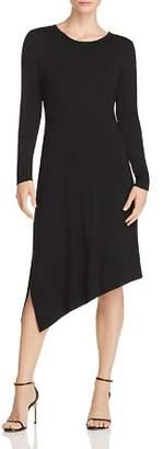 Rob-ert Robert Michaels Asymmetric Jersey Dress
