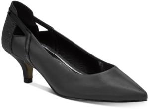 Easy Street Shoes Fancy Kitten-Heel Pumps Women's Shoes