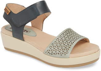 PIKOLINOS Mykonos 2 Platform Wedge Sandal