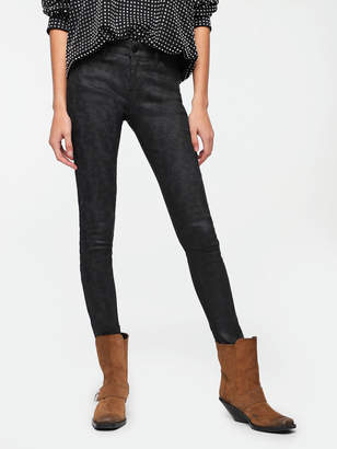 Diesel SLANDY-ZIP Jeans 085AX - Black - 24