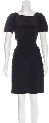 Philosophy di Alberta Ferretti Knee-Length Shift Dress