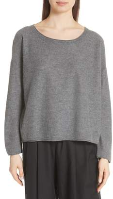 Vince Open Neck Pullover