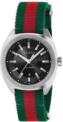 07a0163b08d Gucci Men s Watch with Signature Web Strap