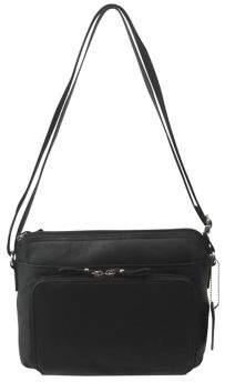 Tiffany & Co. Paradox Leather Organizer Crossbody Bag