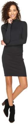 Alternative Eco Mock Rib Uptown Dress Women's Dress