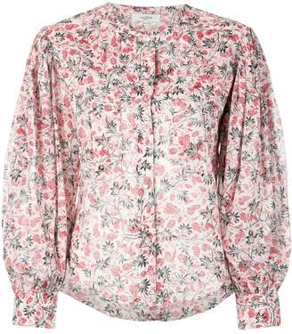 Etoile Isabel Marant Emi floral print shirt