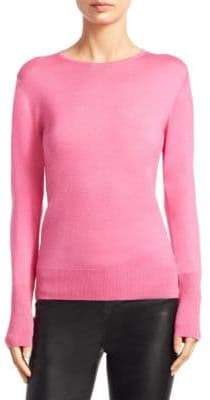 Saks Fifth Avenue COLLECTION Slim-Fit Crewneck Sweater