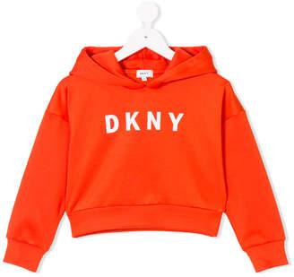 DKNY branded hoodie