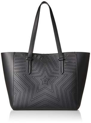 Molly, Womens Shoulder Bag, Schwarz (Black), 17x35x28 cm (B x H T) Kendall + Kylie