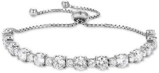 Tiara Cubic Zirconia Bolo Bracelet