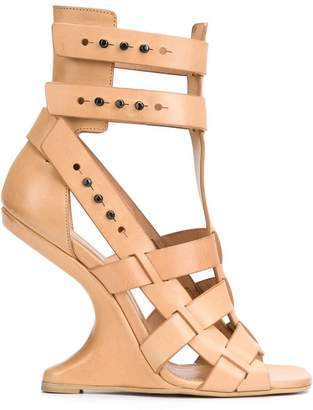 Rick Owens 'Cyclops Cantilevered' sandals
