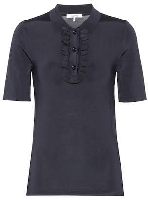 Ganni Romilly polo shirt