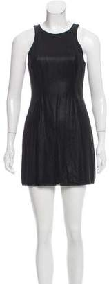 Josh Goot Sleeveless Mini Dress