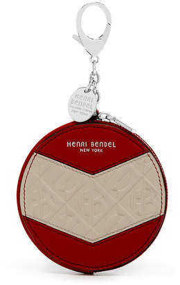 Henri Bendel Empire Round Coin Purse