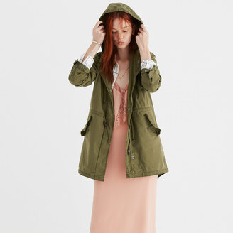 Tilden Military Jacket $148 thestylecure.com