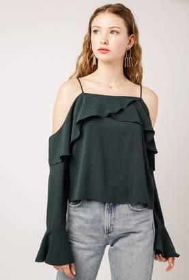 Azalea Off The Shoulder Top w/ Straps