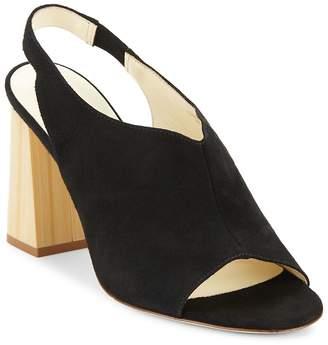 Bettye Muller Women's Posh Leather Slingback Sandals