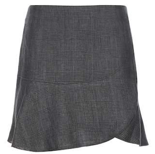 Etoile Isabel Marant Isabel Marant, Étoile Jevil linen miniskirt
