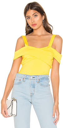 superdown Evie Off Shoulder Bodysuit