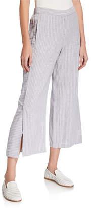 Nic+Zoe Central Park Striped Pants