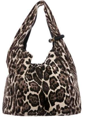 Jimmy Choo Saba Pony Hair Hobo