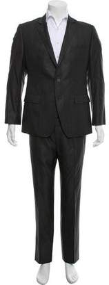 Dolce & Gabbana Wool and Silk-Blend Two-Piece Suit