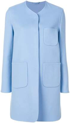 Ermanno Scervino single-breasted coat