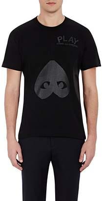 Comme des Garcons Men's Heart-Graphic T-Shirt