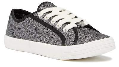 bebe Dane Glitter Sneaker