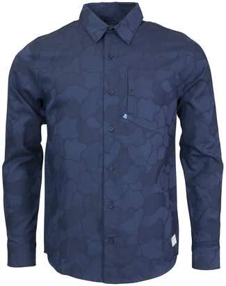 adidas Gonz Camo Woven Mens Shirt - Black or
