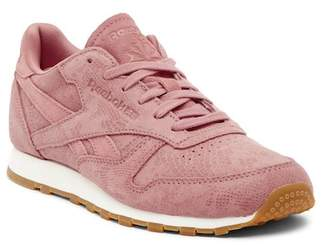 Reebok Classic Leather Clean Exotic Sneaker