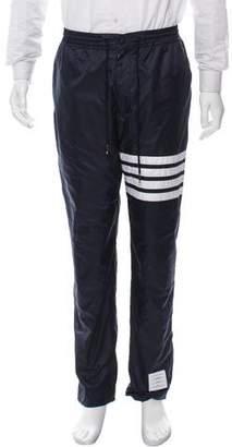 Thom Browne Seamed 4-Bar Ripstop Pants