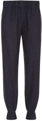 Tibi Stripe Tailored Sweatpants