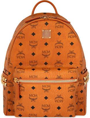MCM Stark stud detail small backpack