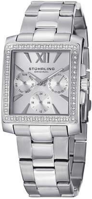 Stuhrling Original Women's Monaco Watch