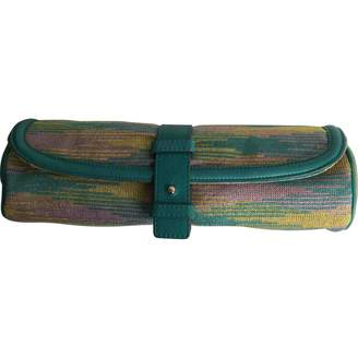 Missoni Leather clutch bag