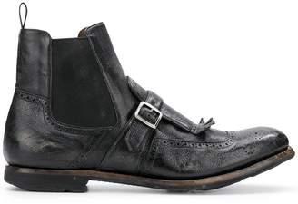 Church's Shanghai buckled boots
