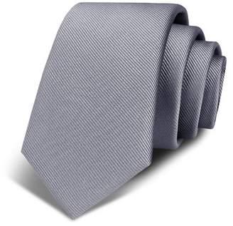 Bloomingdale's Boys Boys' Solid Silk Tie - 100% Exclusive