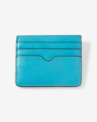 Express Slim Credit Card Wallet
