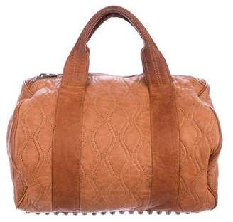 Alexander Wang Quilted Rocco Duffle Bag