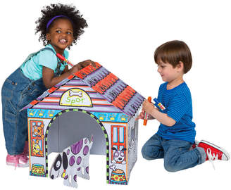 Alex 9Pc Color-A-Dog-House Set