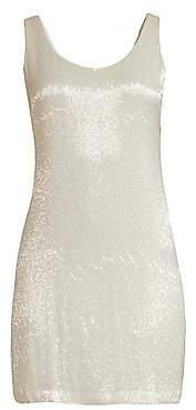 Joie Women's Jaminly Sleeveless Beaded Dress