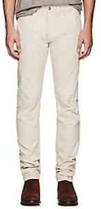 Tom Ford MEN'S COTTON CORDUROY PANTS-CREAM SIZE 31