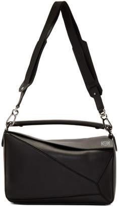 Loewe Black Puzzle Bag