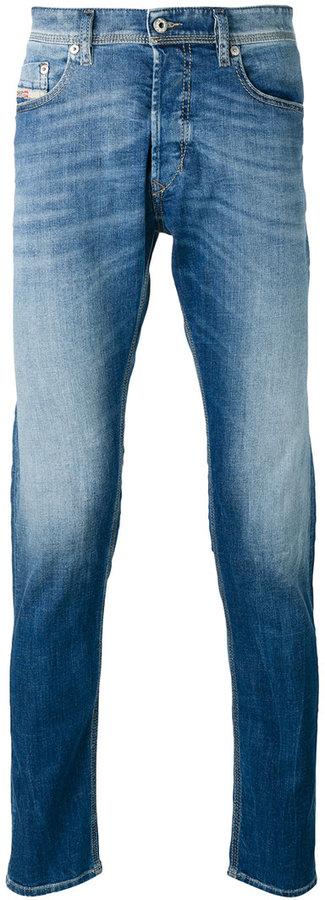 DieselDiesel stonewashed skinny jeans