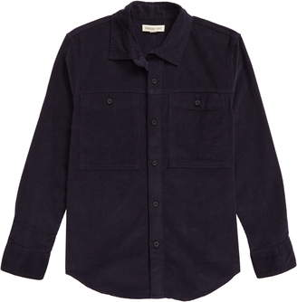 Tucker + Tate King of the Cabins Corduroy Button-Up Shirt