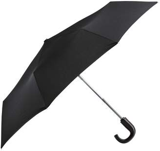 Charles Tyrwhitt Black Automatic Compact Umbrella