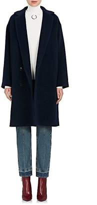 Pas De Calais Women's Angora-Wool Long Coat