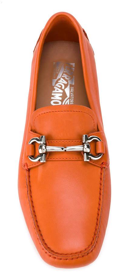 Salvatore Ferragamo bit-detail loafers