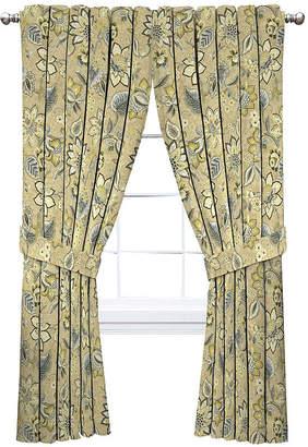 Waverly Brighton Blossom Rod Pocket Window Panel